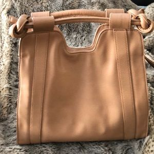 Anthropologie Terrance Small Knotted Handbag